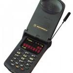 Оригинальный StarTAC и его GSM-вариант StarTAC 130, появившийся в 1998 году
