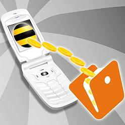 Обналичка мобильника
